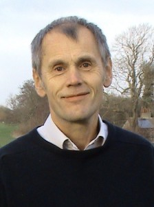 Portrait of David Secrett